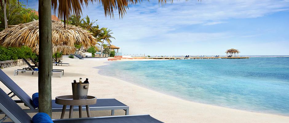 Zoëtry Montego Bay Jamaica Beach View