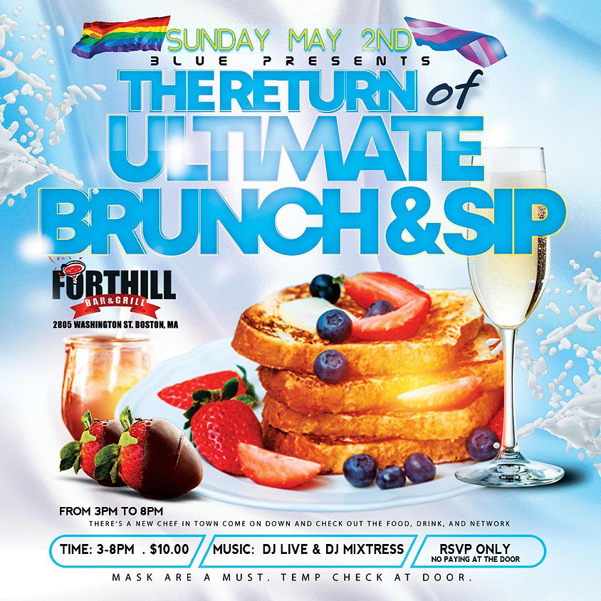 Ultimate Brunch and Sip