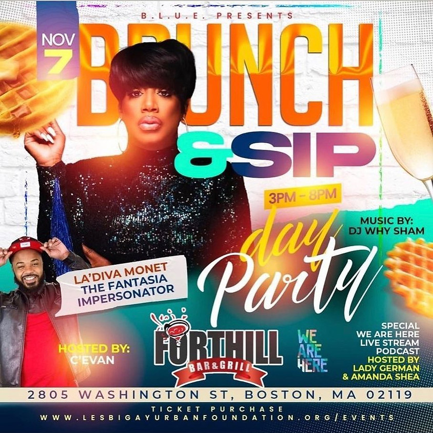 Brunch & Sip Day Party