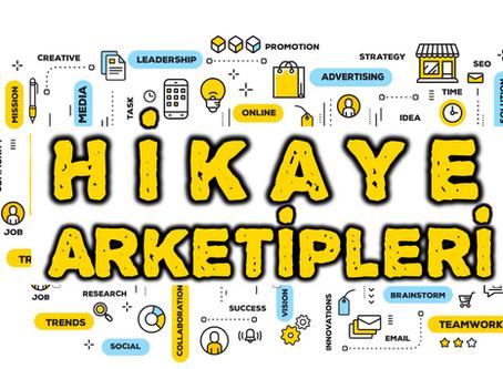 Hikâye arketipleri ve dijital pazarlama stratejilerinde kullanımı.