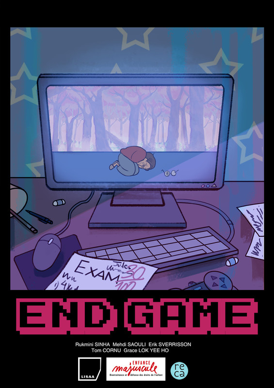 END GAME CHILDREN CARE FILM FESTIVAL