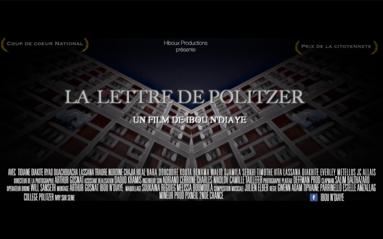 LA LETTRE DE POLITZER