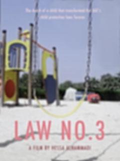 LAW N°3