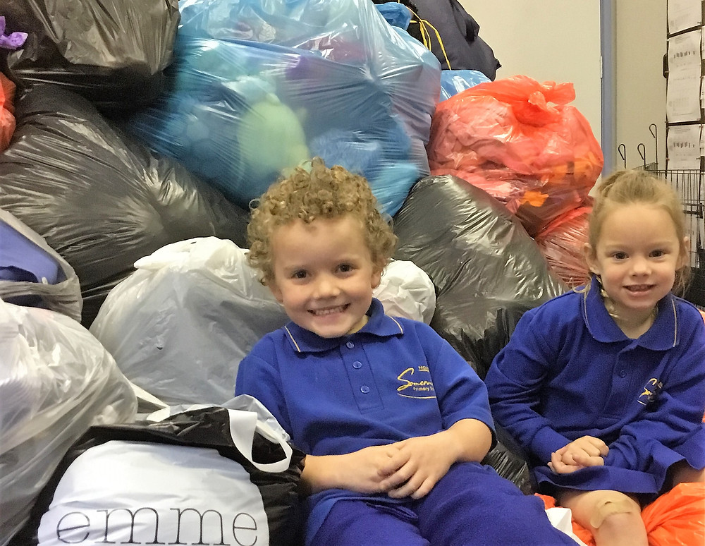 Somerville Primary School Closet Cleanout Fundraiser