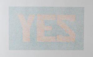 YesNo, 2015. £1,300