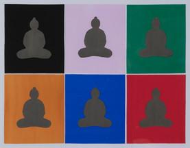 Colour Contemplation, 2010-18. £950  SOLD