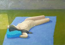 Lying Nude Study, 2013. £180