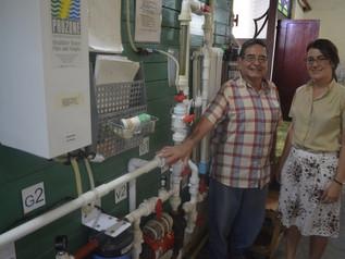 Fives Years of Clean Water at Sancti Spiritus Presbyterian Church
