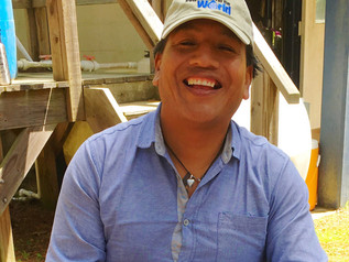 Peru In-Country Coordinator Serves with 'Heart'