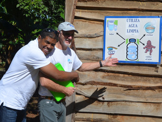 Sharing Clean Water in the Dominican Republic