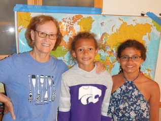 Families are Making Happy Memories with  VBS at Home
