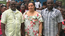 First In-Country Initiating Partner Installs System in Haiti