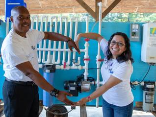 1,000 Water Partnerships, 1,000 Thanks