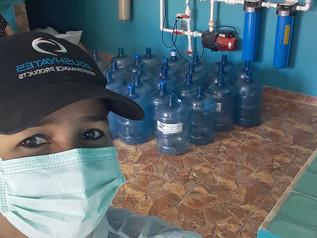 Honduran Site Serves Community Through Crisis: Inspirational Stories