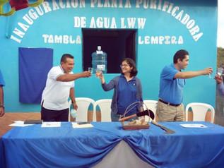 Tambla, Lempira, Honduras Realizes a Dream