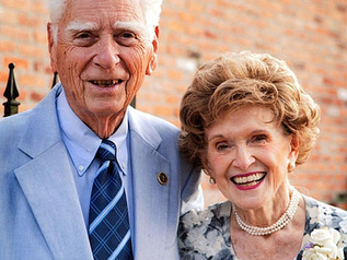 Chuck and Shirley Simpson are Blessing Others as They are Blessed