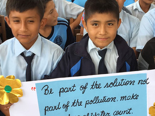 Clean Water for Students in Peru