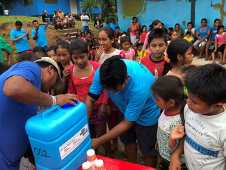Clean Water Gives Hope in Peruvian Community