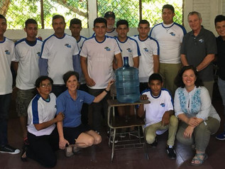 Training and Learning in El Salvador