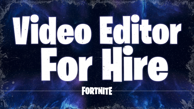 Editor For Hire 1 - AD