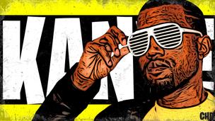Kanye West X Fortnite