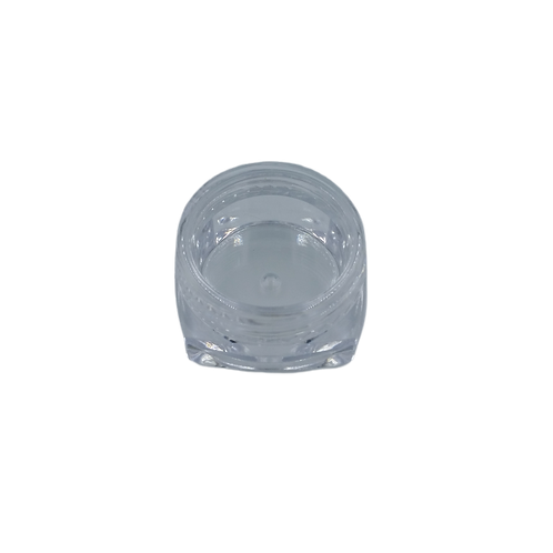 5g Clear Sample Jar with Lid - Pack of 10 Each