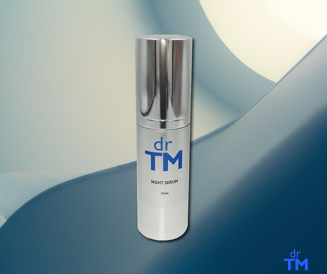 DR TM Night Serum
