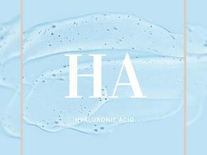 HA - AKA Hyaluronic Acid