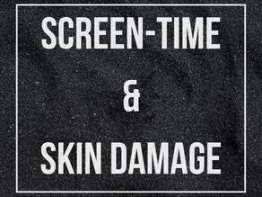 Screen Time & Sun Damage