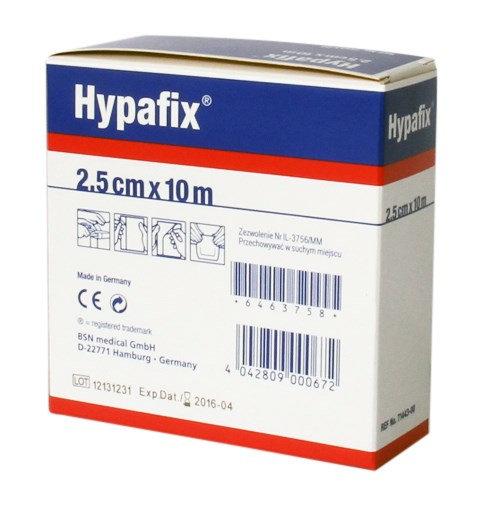 Hypafix 2.5cm x 10m Roll