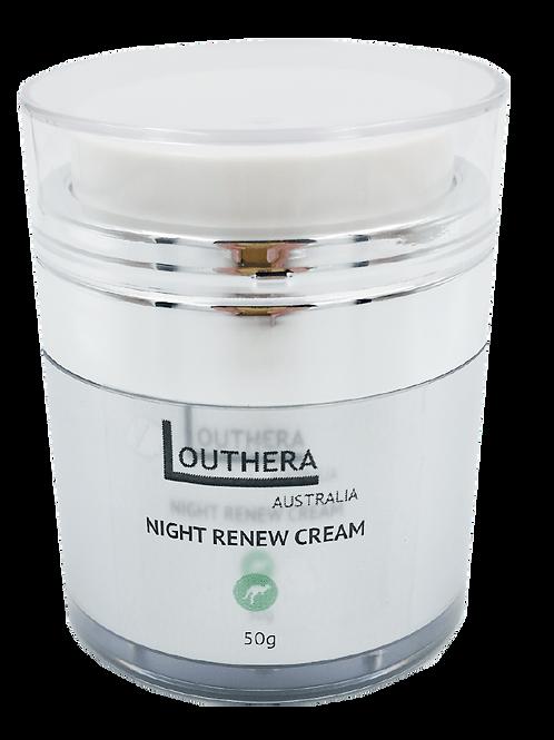 Night Renew Cream 50g