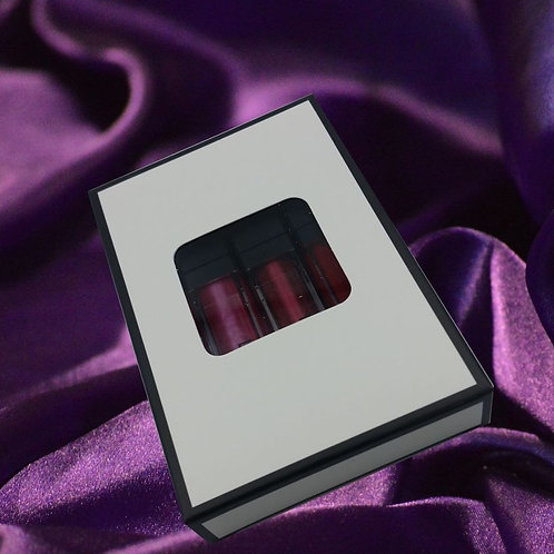 Mineral Lipgloss Glamour Collection