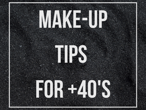 Make-Up for over 40's
