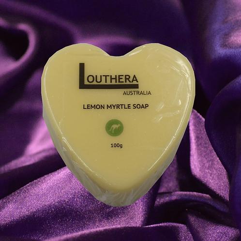 Lemon Myrtle Soap 100g