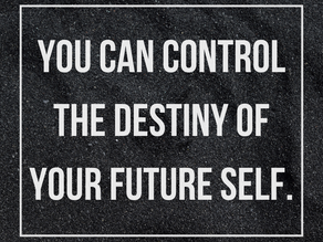 Control Your Future You!