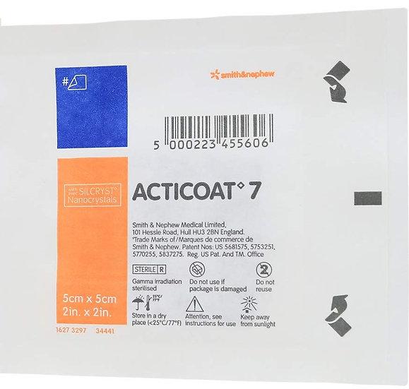 Acticoat 7 5x5cm - Single Sheet