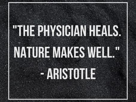The Physician Heals