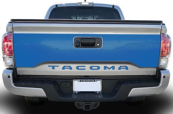 Toyota Tacoma 2016-2020 Models Bumper Inlays