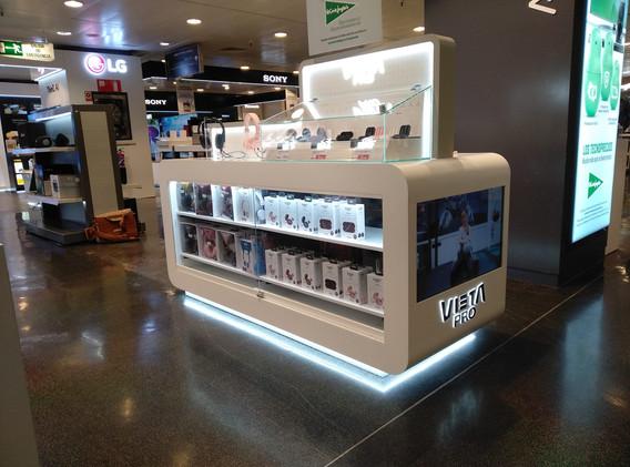 Mobiliario Retail  Vieta PRO