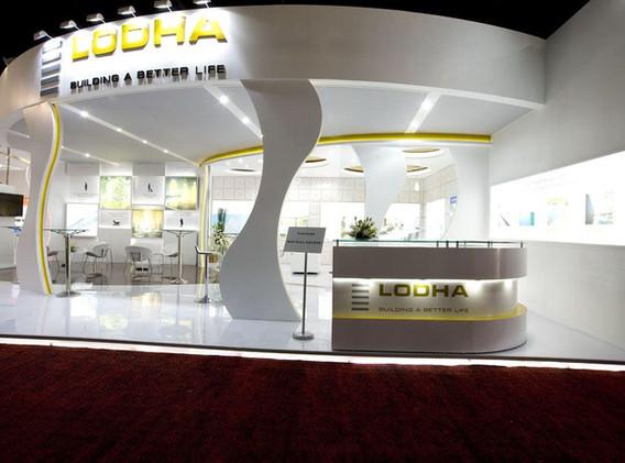 Stand para Ferias y Convenciones b_lodha-