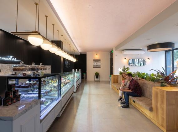 Heladería flagship store de Lucciano's.