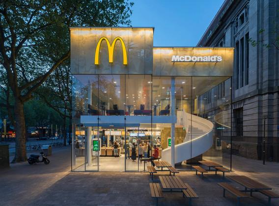 PROYECTO - McDonald's