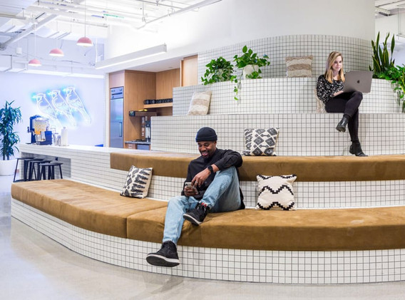 Opciones creativas para asientos de oficina que impulsan la productividad