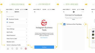 Instagram app廣告投遞