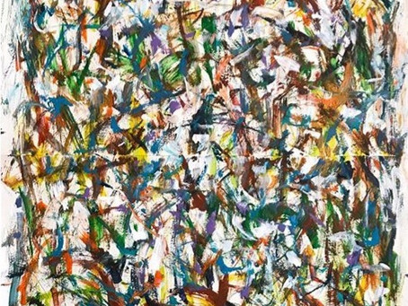 ¿Por qué expresionismo abstracto?/ Why abstract expressionism?