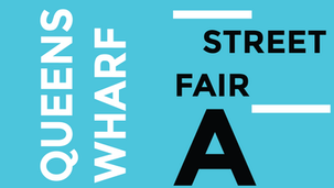 Art Street Fair Queens Wharf