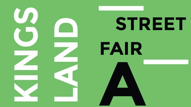 Art Street Fair Kingsland
