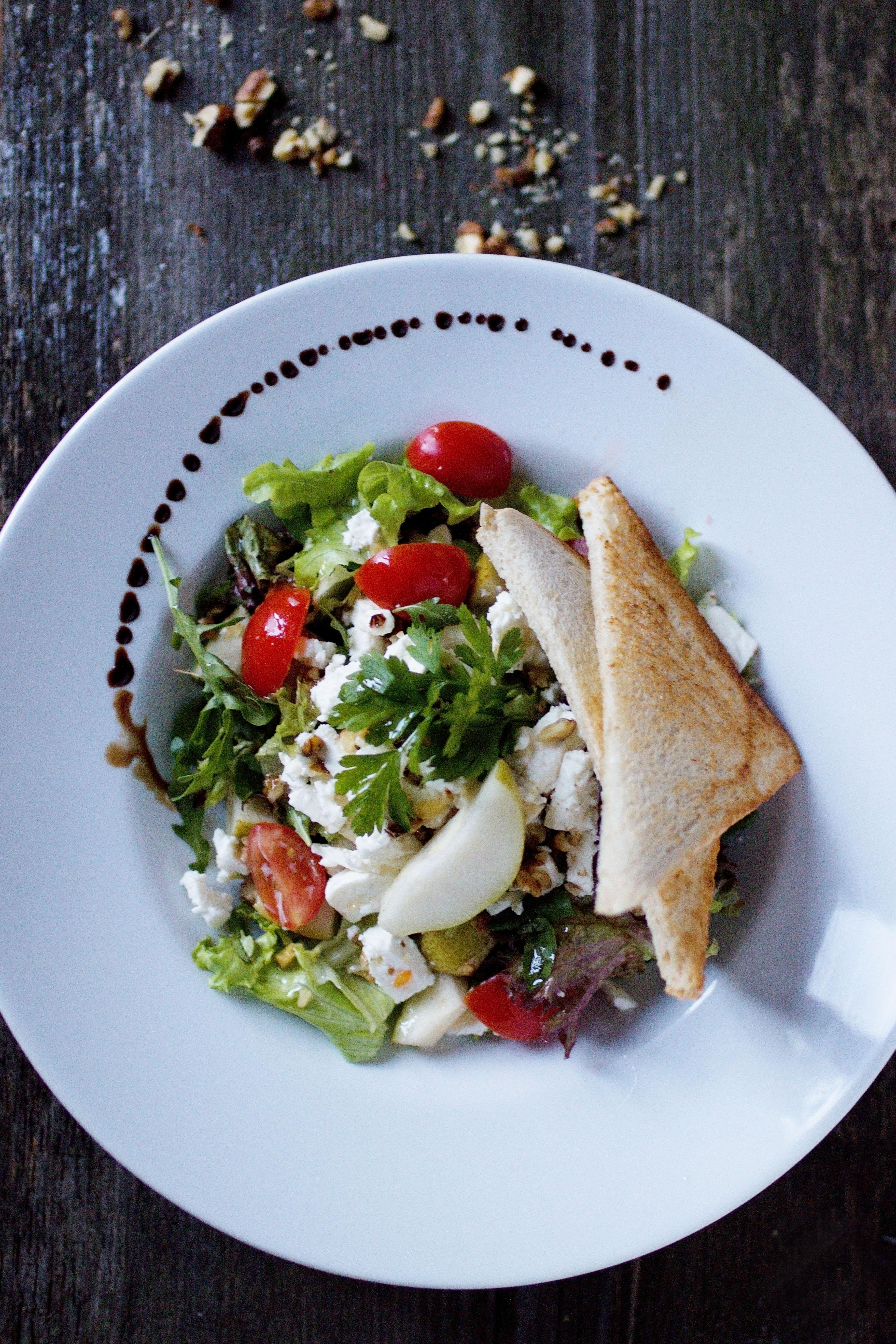 Feta salát