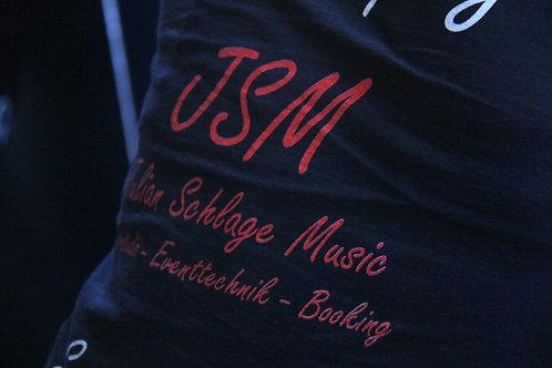 T-Shirt JSM Logo schwarz
