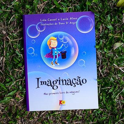 Imaginação, meu primeiro livro de mágicas